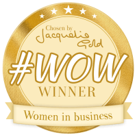 Queenie's Bazaar as Chosen by Jacqueline Gold Women On Wednesday #WOW winners badge.