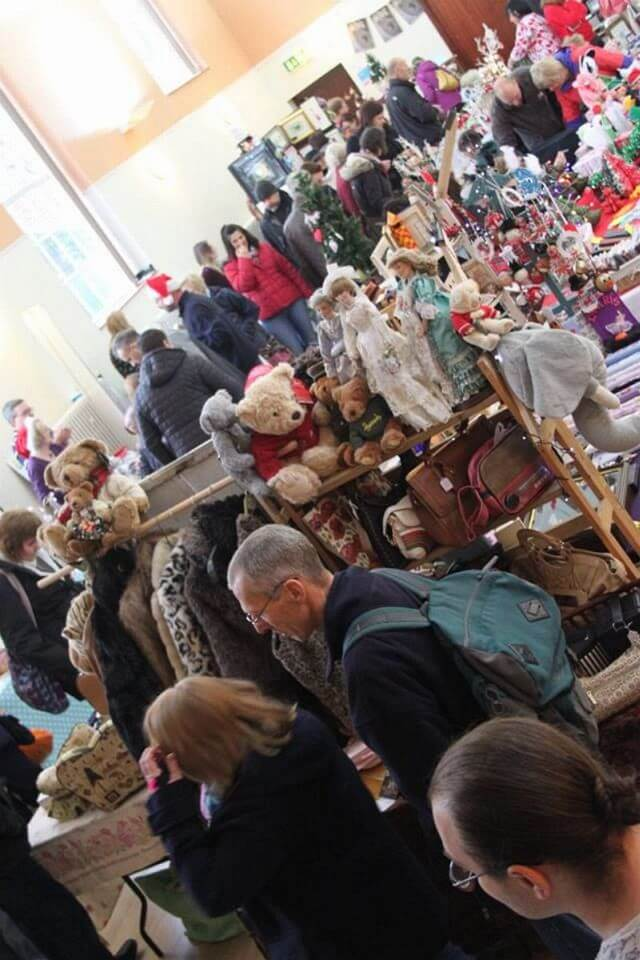 Bridgnorth Christmas Fair