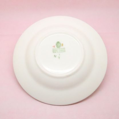 Wedgwood Pink Peony Trinket Dish