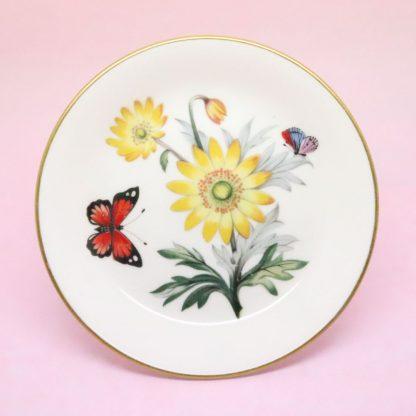 Royal Worcester Sunflower Trinket Dish